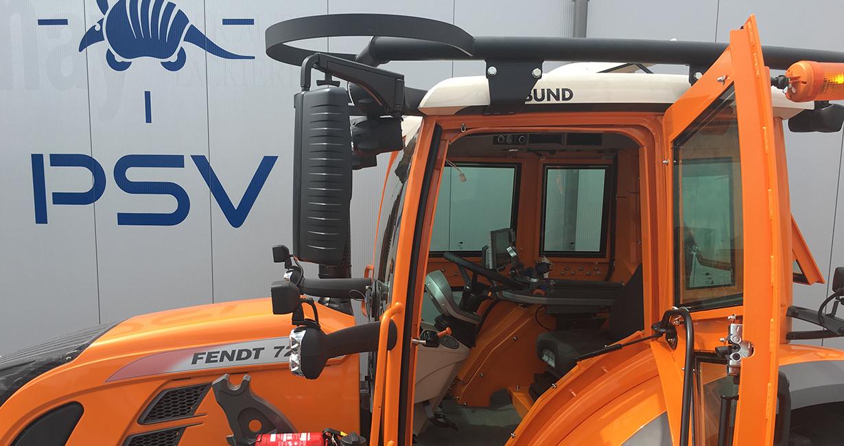 PSV-Shield Land- Forst- und Baumaschinen